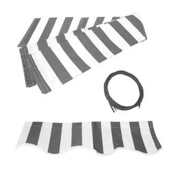 ALEKO Awning Fabric Replacement for Retractable Awning 10x8F