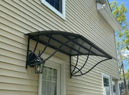 Awning For Door Or Window Made To Order Width 48-60 Inch X 4
