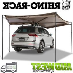 Rhino-Rack Batwing Compact Awning  W/ 270 Degrees of Shade