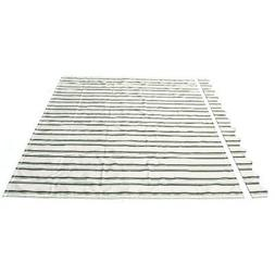 ALEKO FAB10X8MSTRGR58 Awning Fabric Replacement 10X8' For Re