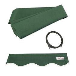 ALEKO Fabric Replacement For 13x10 Ft Retractable Awning Gre