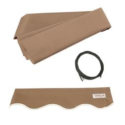 ALEKO Fabric Replacement For 8x6.5 Ft Retractable Awning San