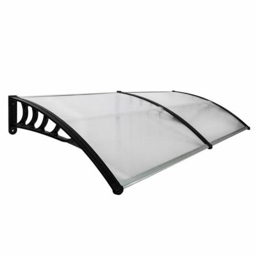 """40""""x80""""/120"""" Front Window Awning Patio Canopy Cover Protected"""