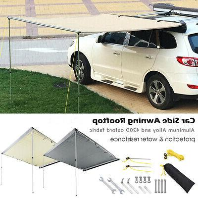 awning rooftop car suv truck shelter tent