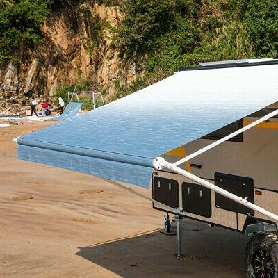 retractable rv home patio canopy awning 10