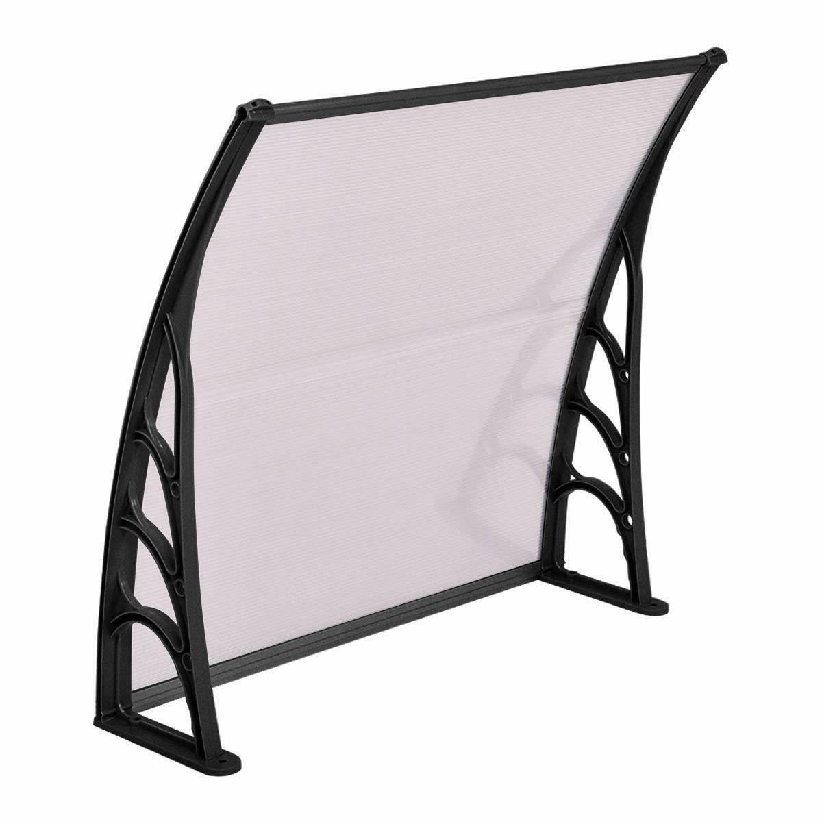 window awning outdoor canopy hardware polycarbonate window