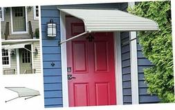 NuImage Awnings 48425 Series 2500 Aluminum Door Canopy with