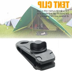 Outdoor Camping Tent Clip Windproof Awning Clamp Grip for Ga