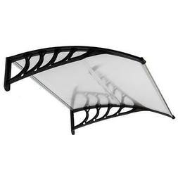 Outdoor Patio Window Front Door Awnings Canopy Cover Snow Ra