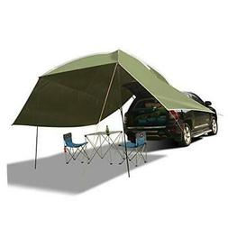 Waterproof Car SUV Awning Sun Shelter Portable Canopy Camper