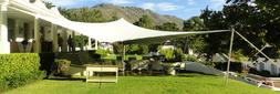 Waterproof Commercial Wedding Event Patio Awning Canopy Bedo